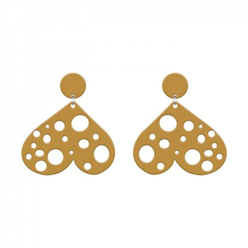 EARRINGS CORAZON LOCO