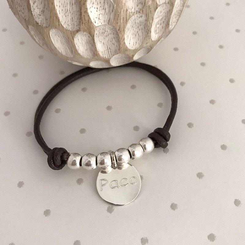 507fbecbfb32 comprar pulsera online personalizable con tu nombre bisuteria barata