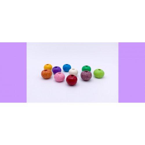 PACK 10 Matte balls