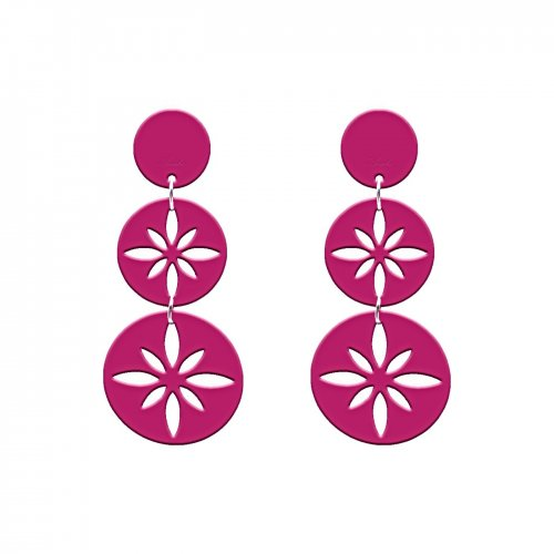 EARRINGS FLOR CALADA