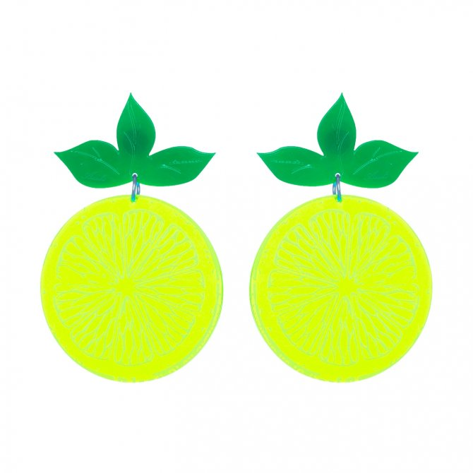 EARRINGS LIMON