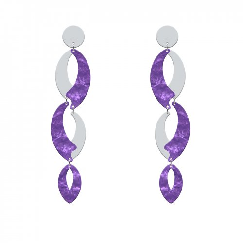 Caribe earrings olas in online store anabi.online