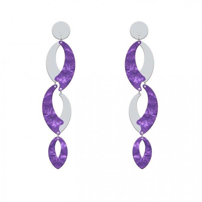 Caribe earrings olas in online store anabi.online