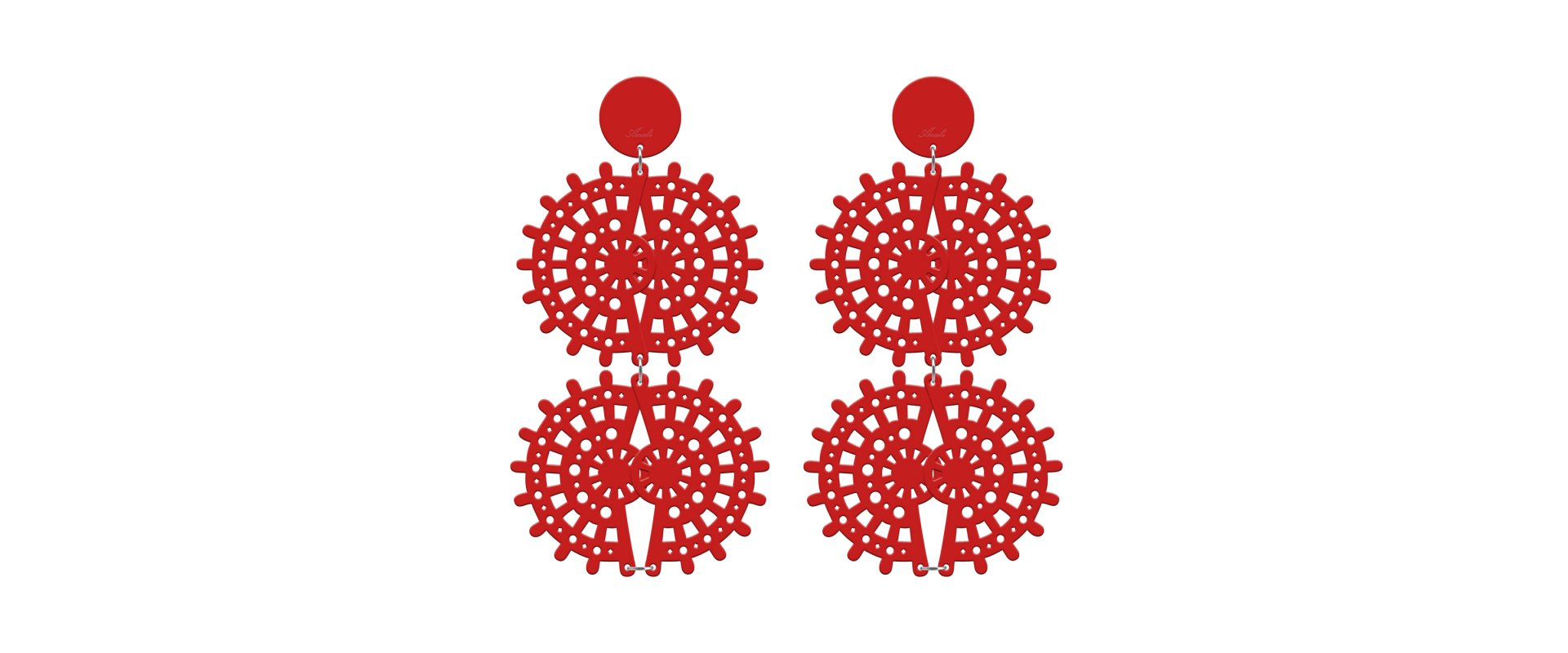Earrings Eriz in online store anabi.online