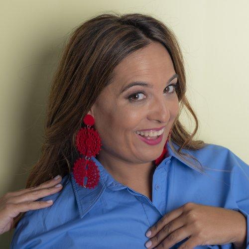 Detail earrings Eriz in online store anabi.online