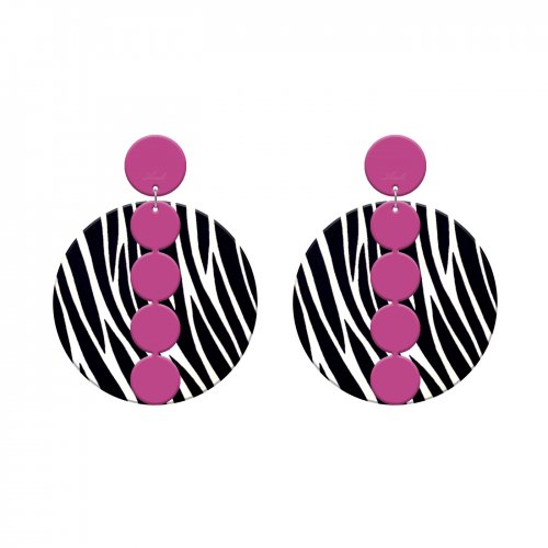 Earrings zulu in online store anabi.online