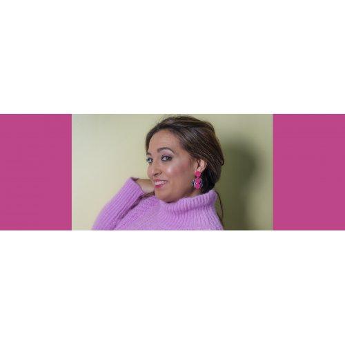 Image earrings zulu mini in online store anabi.online