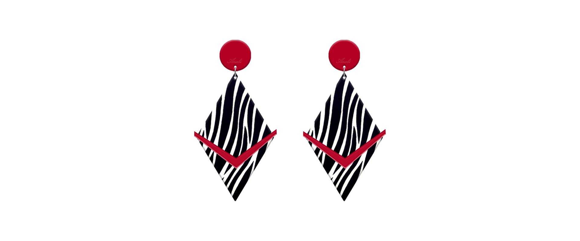Earrings masai in online store anabi.online