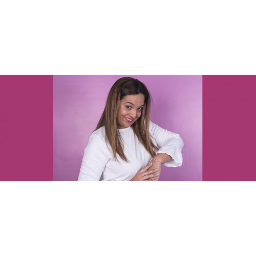Imagen pulsera I love mami diseñado por ANABI a la venta en www.anabi.online