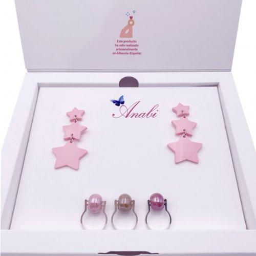 Detail Pink Star Pack in online store anabi.online