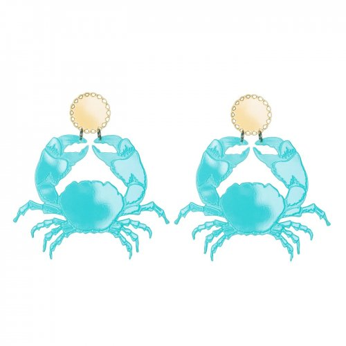 EARRINGS CANGREJO