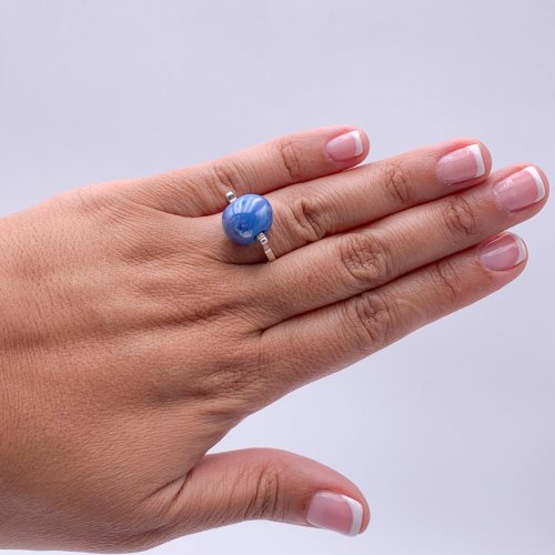 INTERCHANGEABLE BALL RING