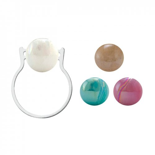 PACK a - INTERCAMBIABLE RING & 3 Balls