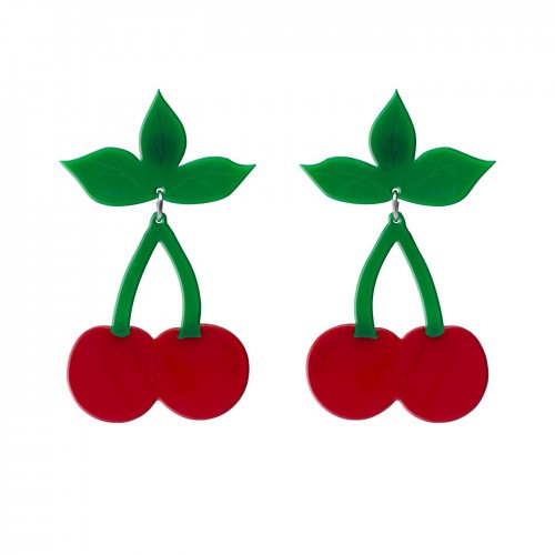EARRINGS CEREZA