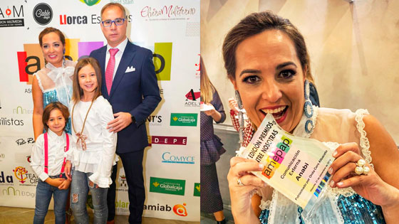 ANABI premio mujeres empresarias AMEAP 2019